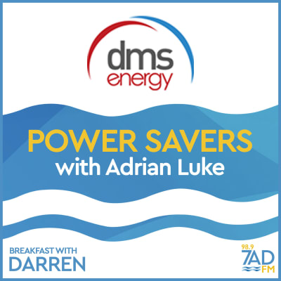 Adrian with DMS Energy Power Savers. Oct 18