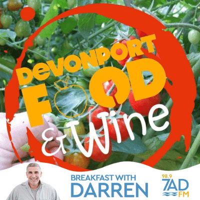 Devonport Food and Wine Festival. Lyn Laycock Oct 22