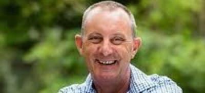 Upper Hunter MP Michael Johnsen