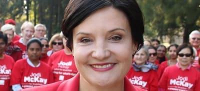 NSW Opposition Leader Jodi McKay