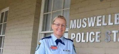 Hunter Valley PD Commander Superintendent Tracy Chapman