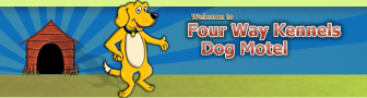 Four Way Dog Kennels