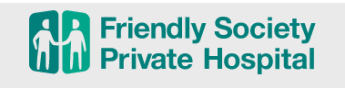 Friendly Society Private Hospital -