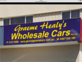 Graeme Healy's Wholesale Cars Pty Ltd