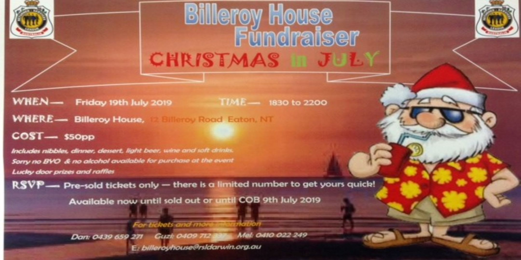 Christmas In July 2019 Images.Christmas In July 19 Jul 2019
