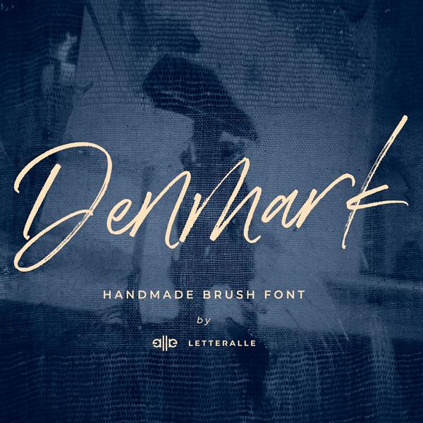 Denmark Tipografía