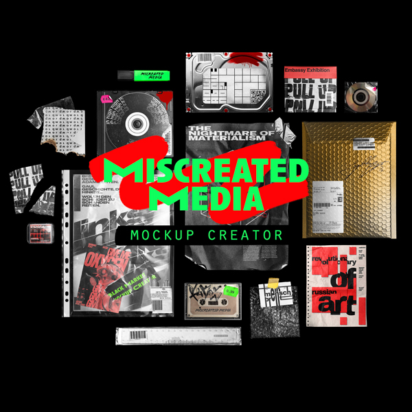 Mockup Creator Miscreated Media