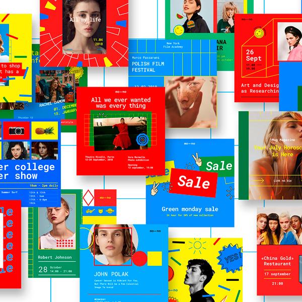Mono Social Media Kit