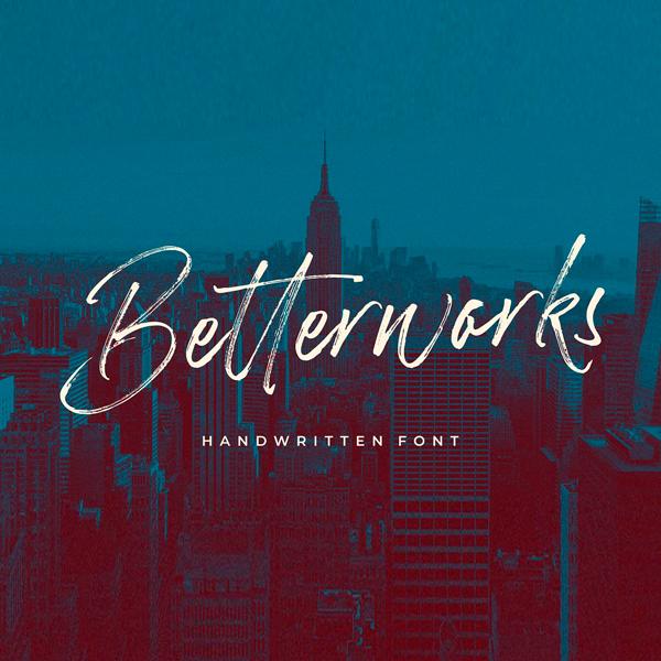 Betterworks Tipografía