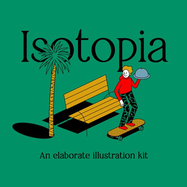 Isotopia Ilustraciones