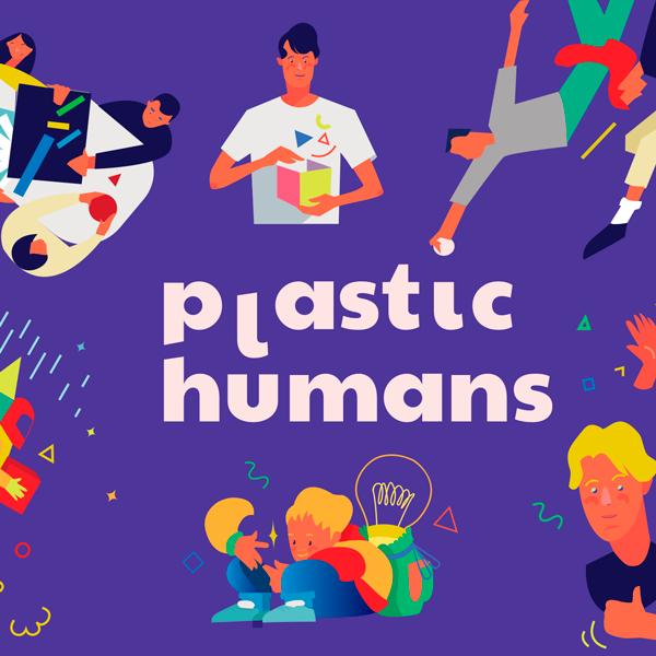 Plastic Humans Ilustraciones