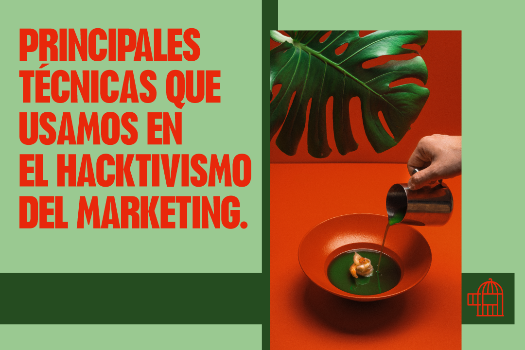 {Podcast} Principales técnicas que usamos en el Hacktivismo del Marketing | Episodio 5
