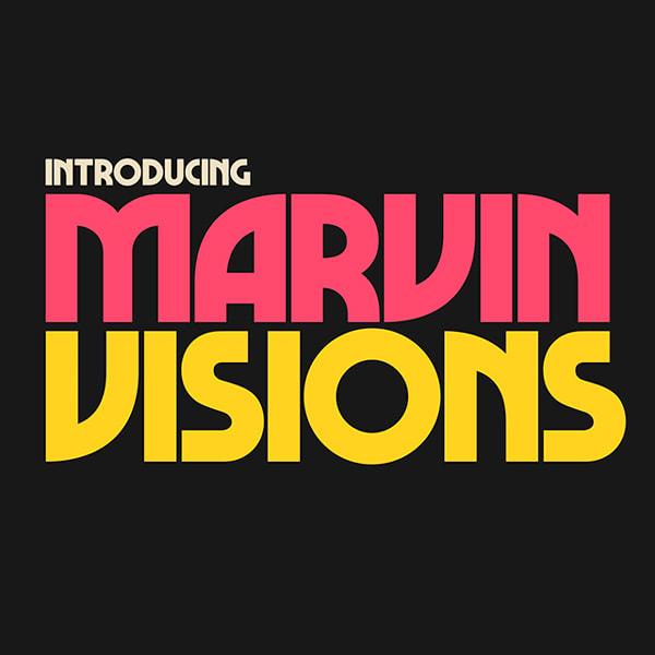 Marvin Visions Tipografía
