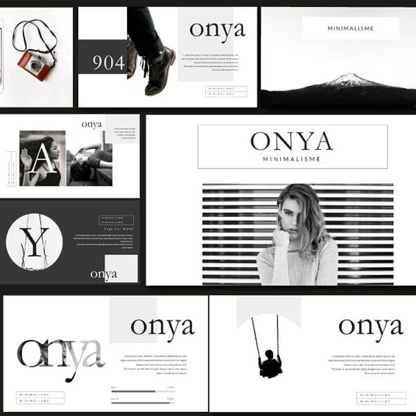 Onya Plantilla Presentaciones