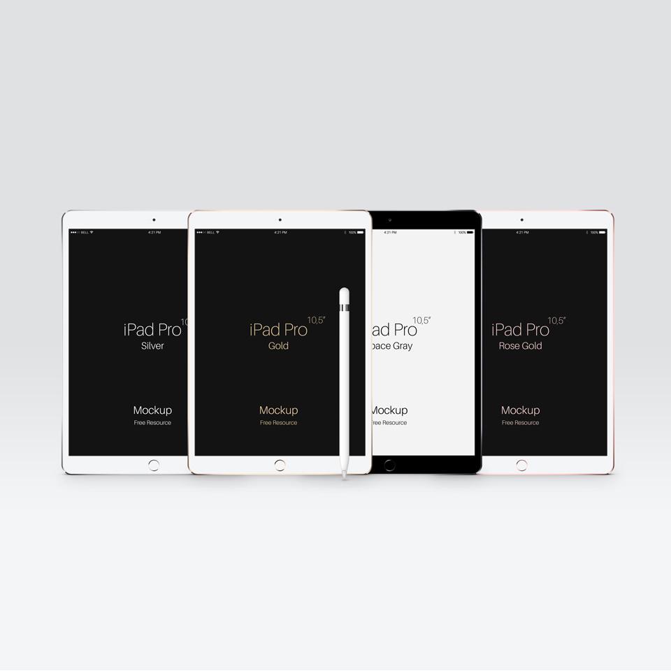 Mockup iPad Pro 10-5 PSD - 1001.graphics