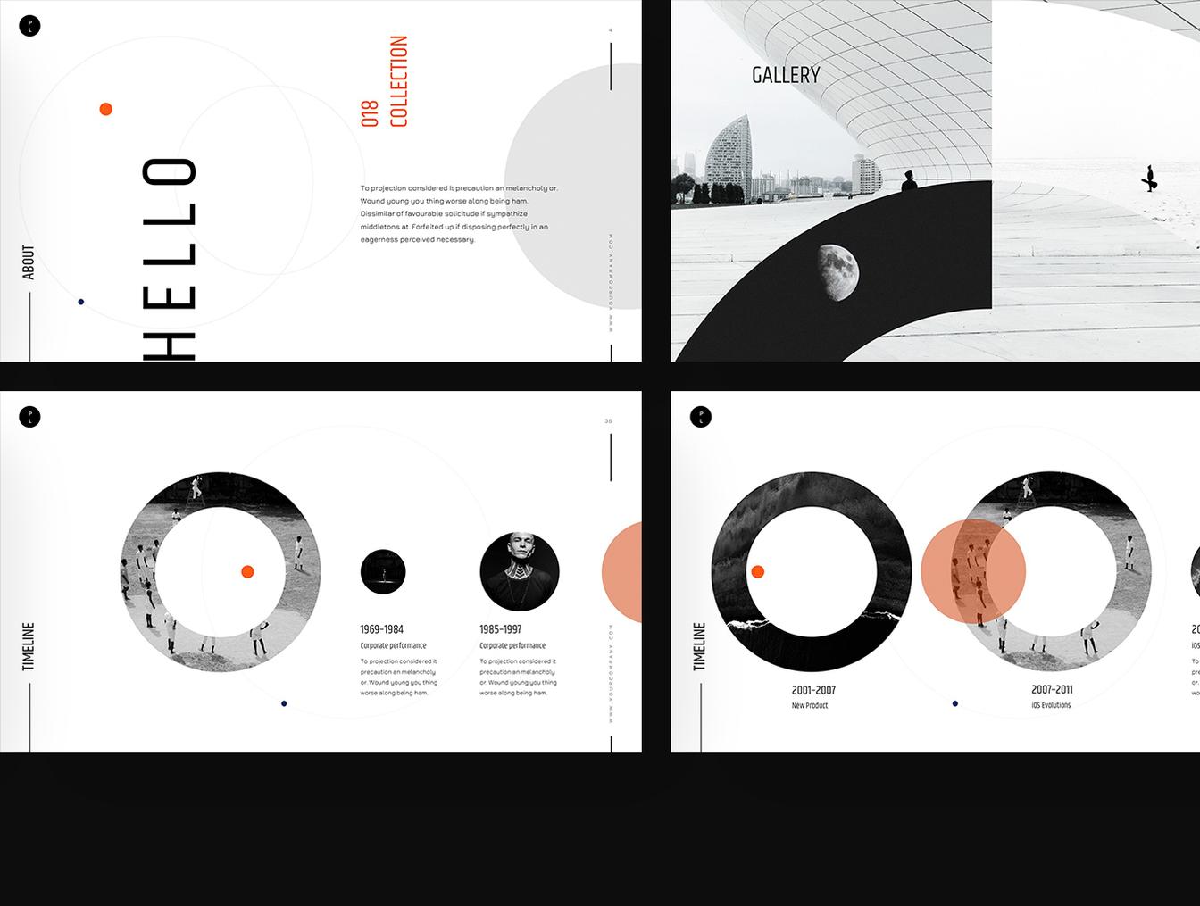 Planets Presentación Keynote y PowerPoint - 1001.graphics