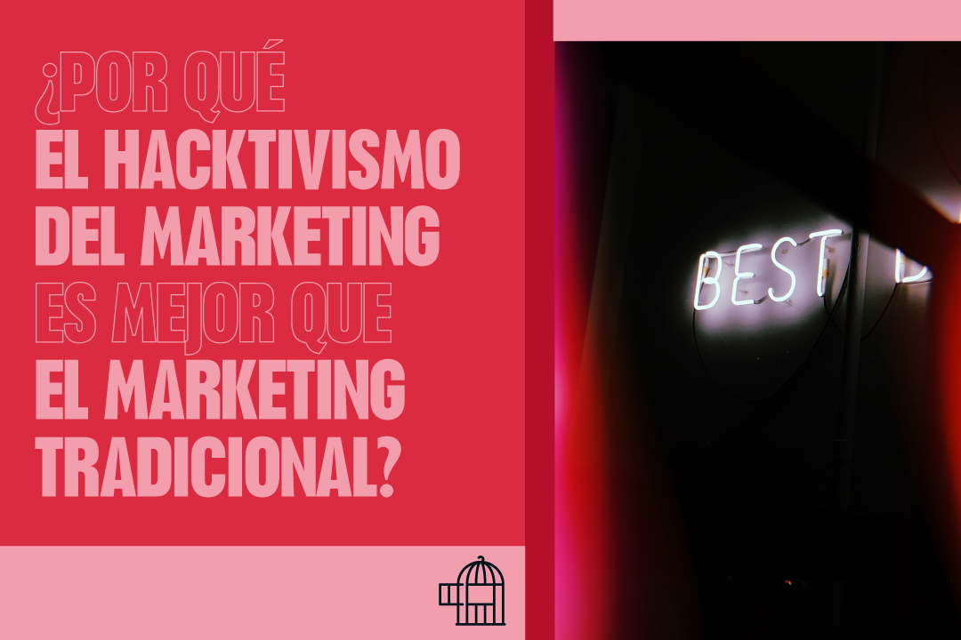 {Podcast} ¿Por qué el Hacktivismo del Marketing es mejor que el Marketing Tradicional? | Episodio 4