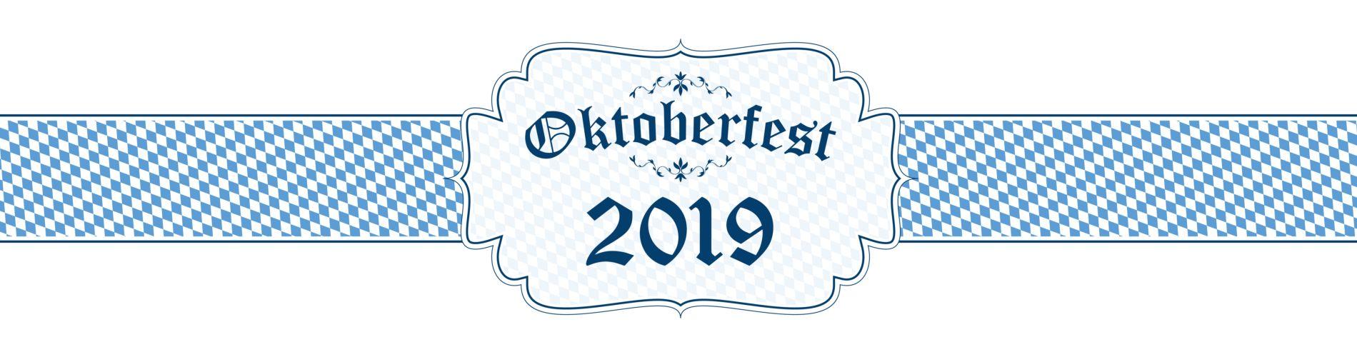 O'zapft is!  Oktoberfest 2019