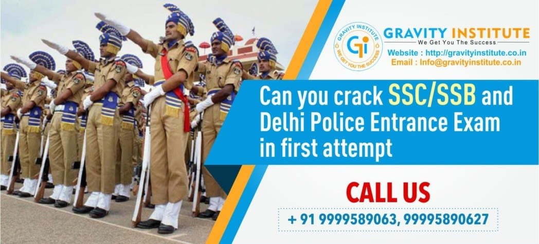 Best Police Coaching in Delhi