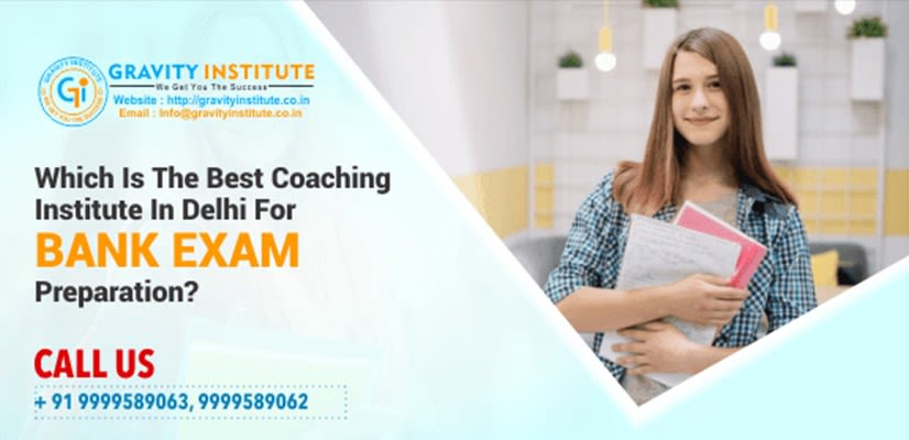 Best Bank Coaching in Delhi