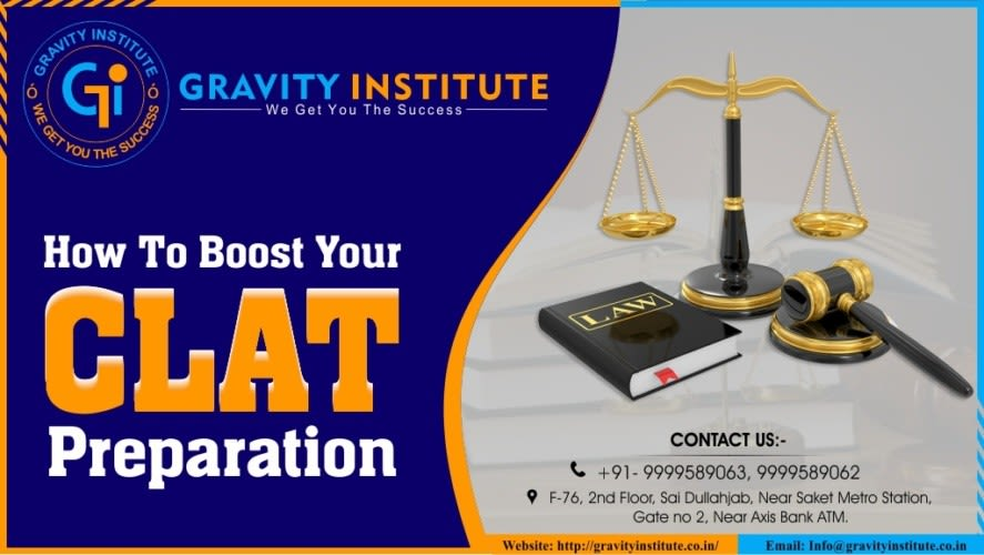 How to Boost Your CLAT Preparation