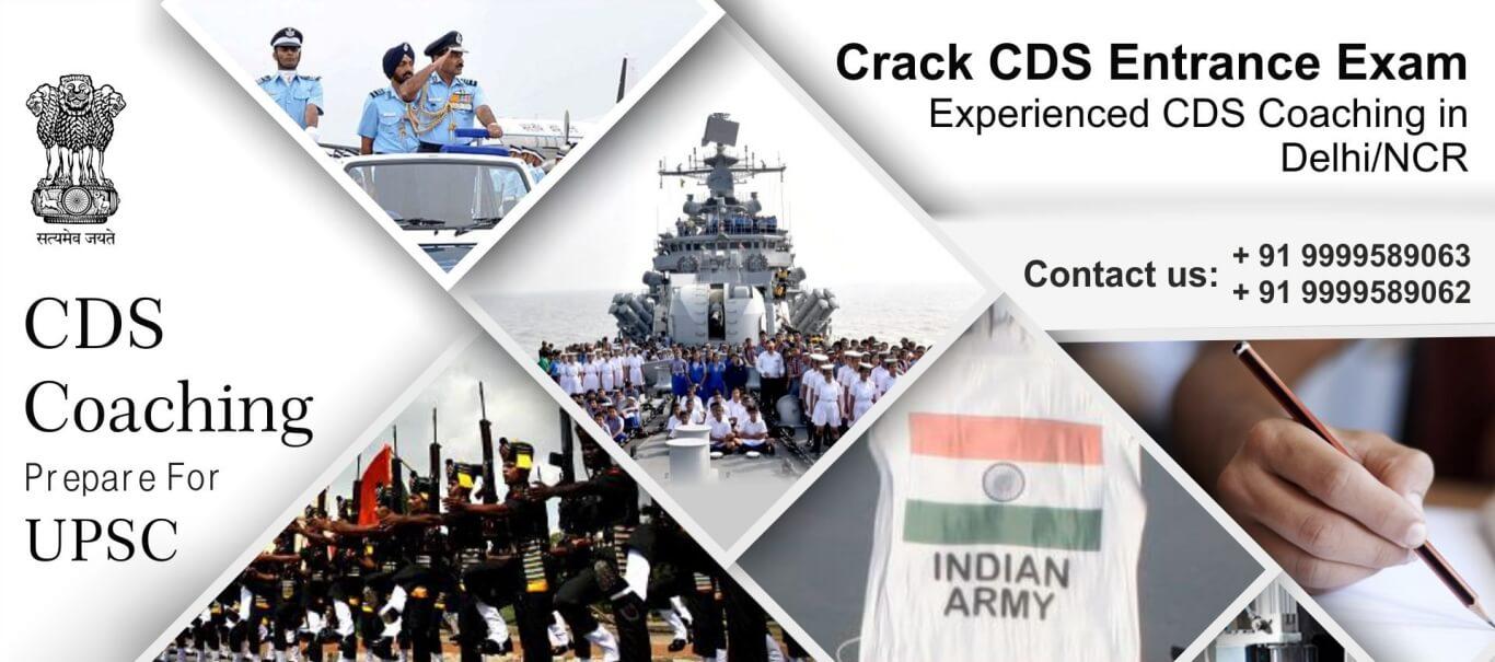 Best CDS Coaching Delhi