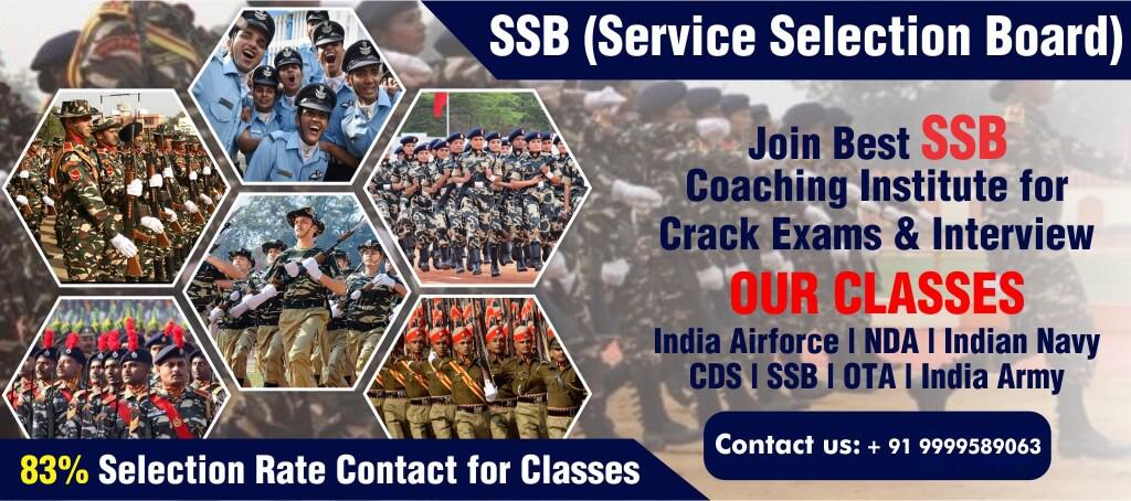 SSB Coaching in delhi