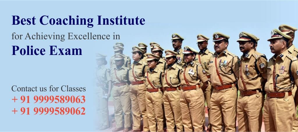 Best Police Coaching