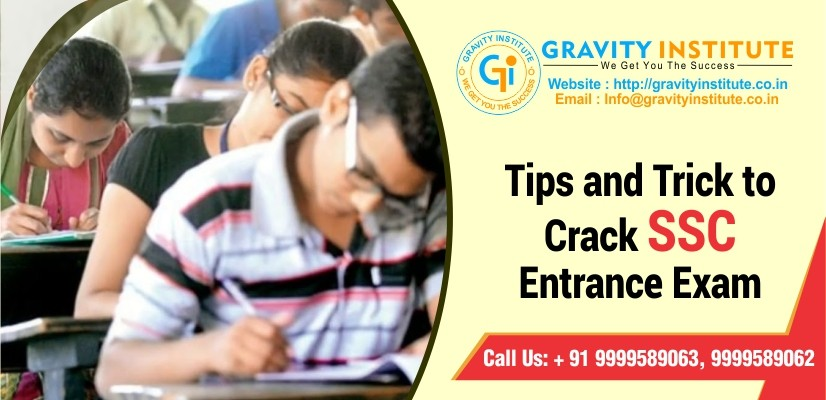 Crack SSC Entrance Exam