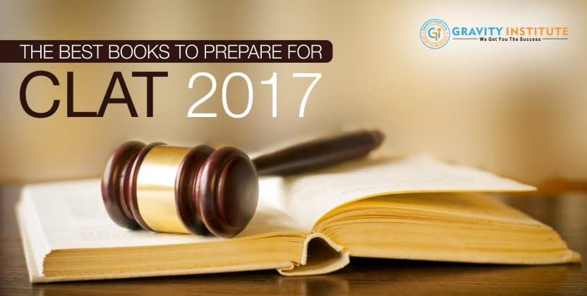 books for CLAT 2017
