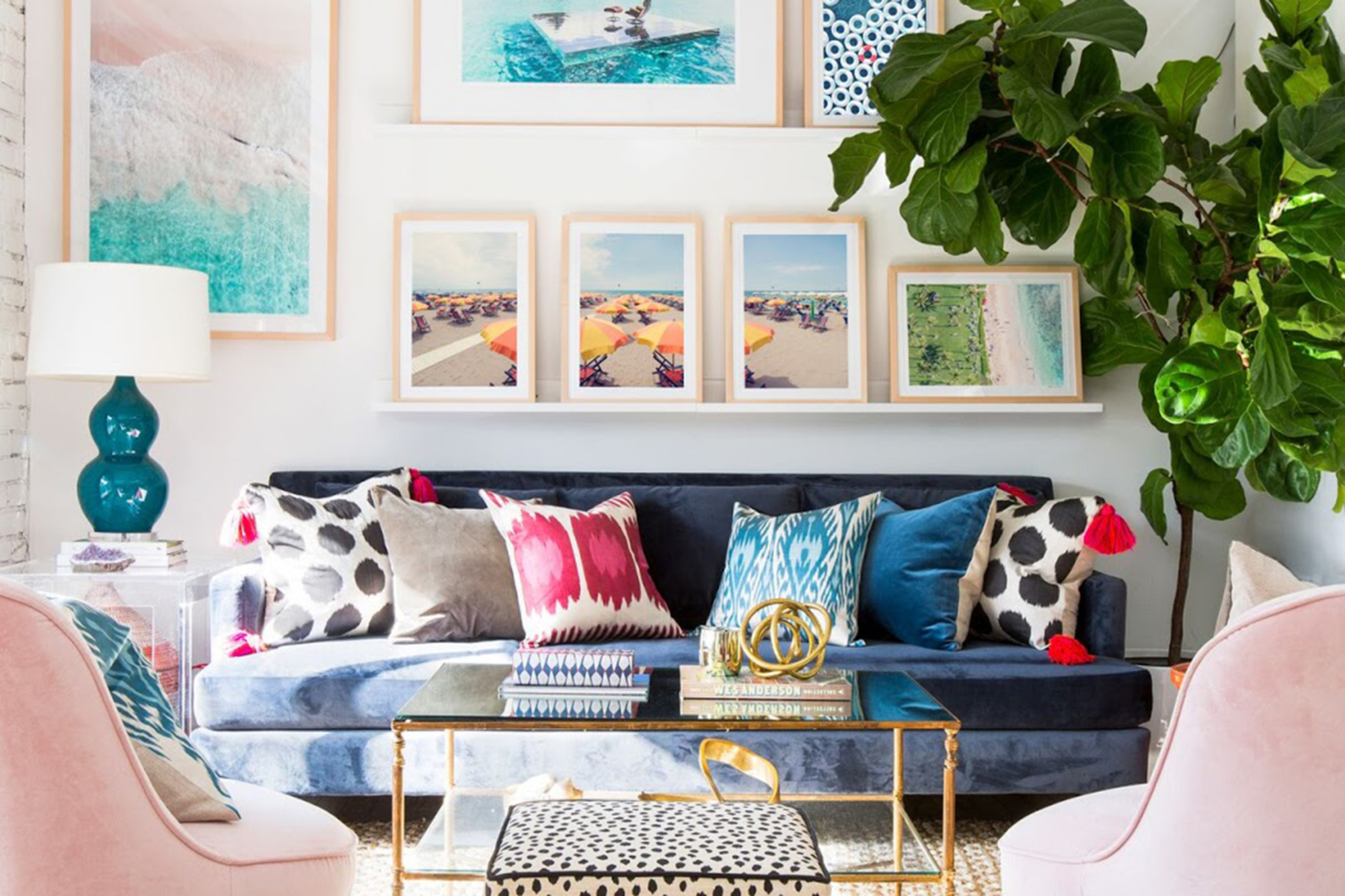 Interiors How to Pull Off Jewel Tones