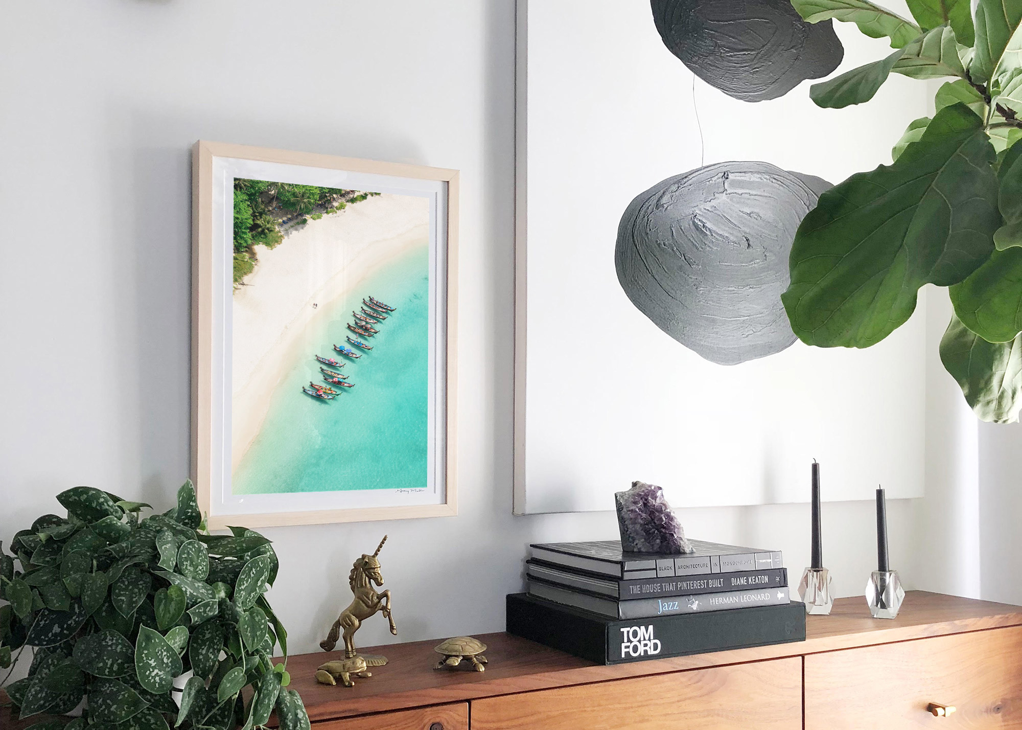 Picture of: Coffee Table Books By Color The Best Prints To Pair With Them Gray Malin