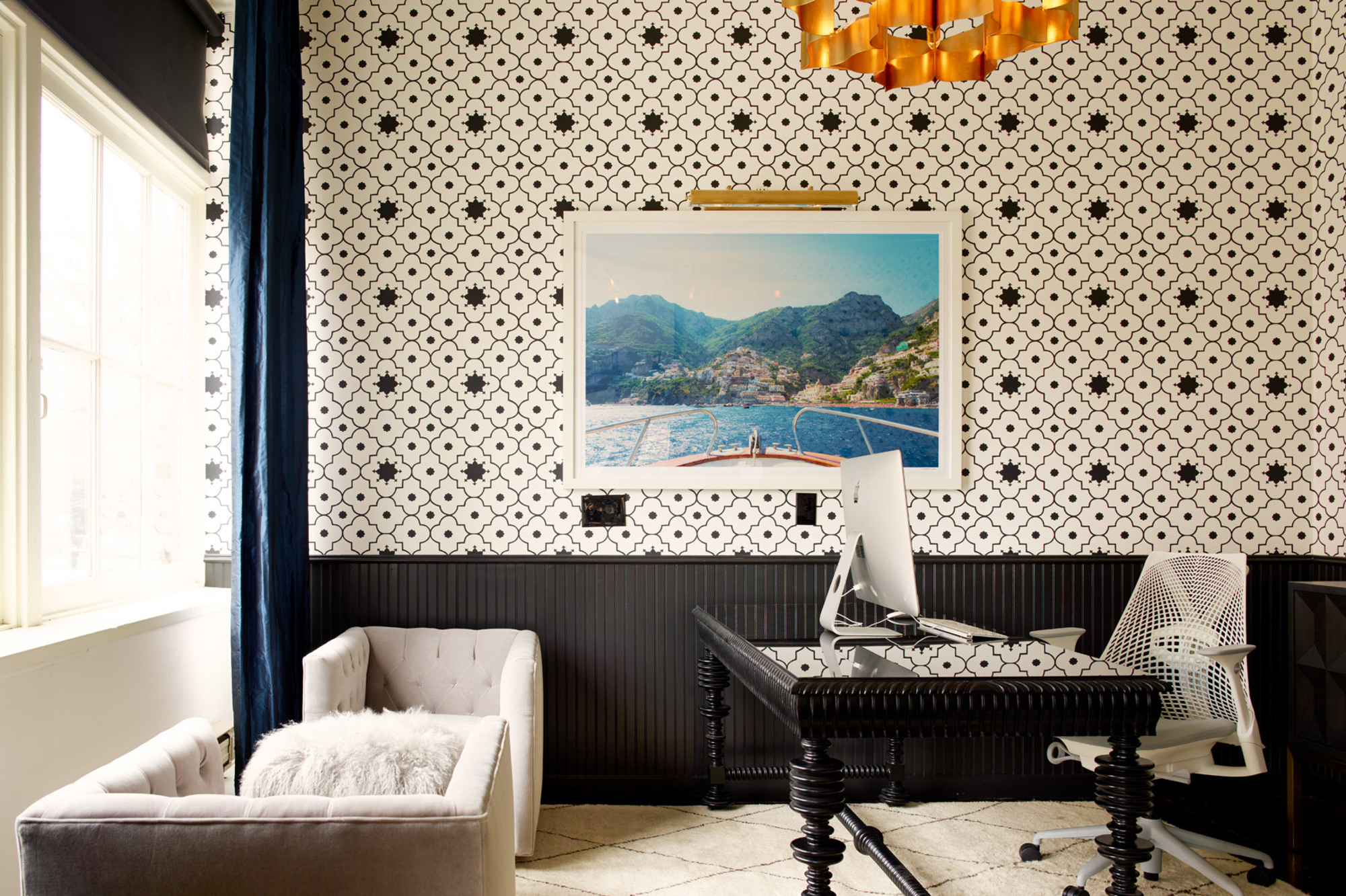 How to Nail the High-Contrast Décor Look   Gray Malin