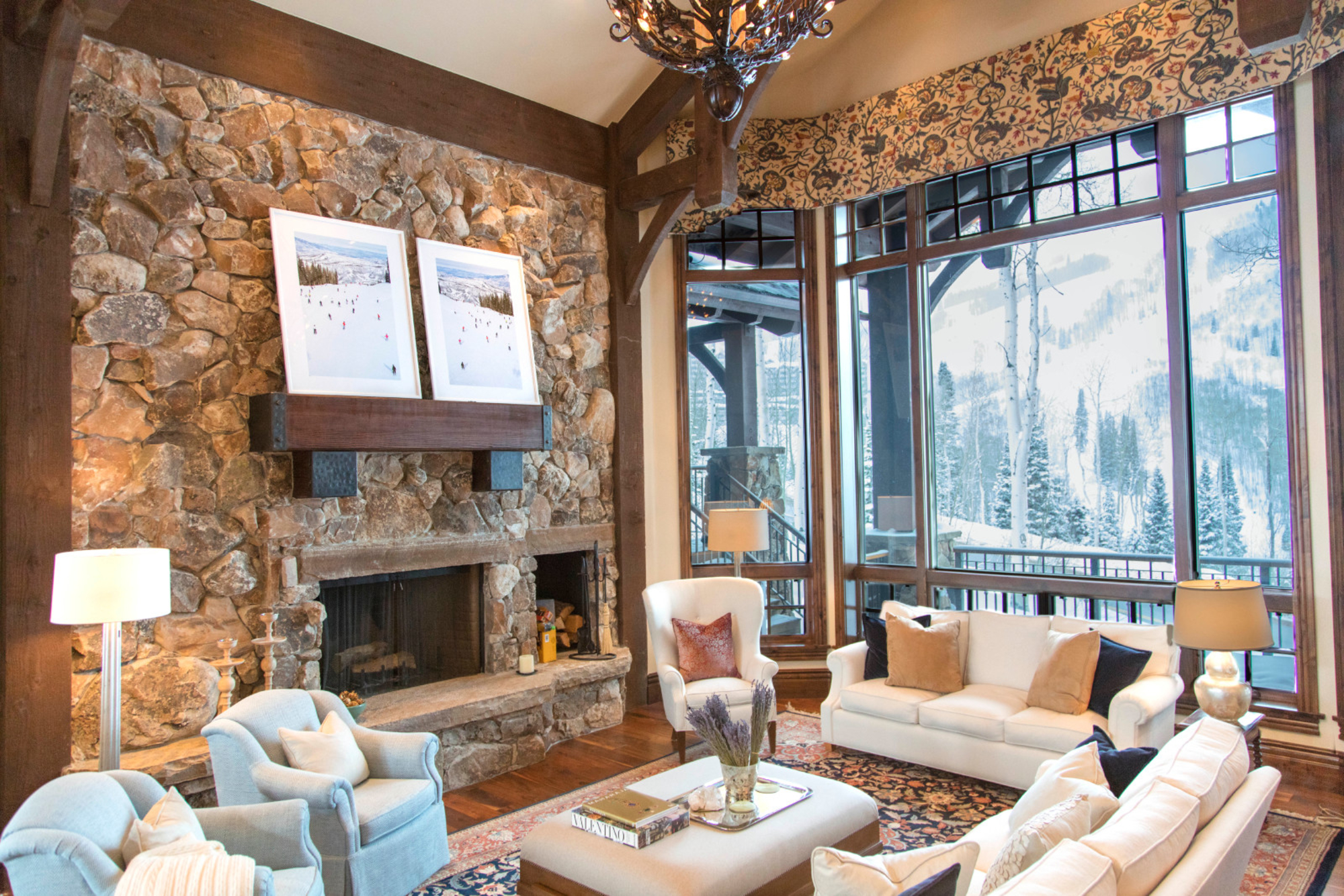 The Most Luxurious Living Room Decor Gray Malin