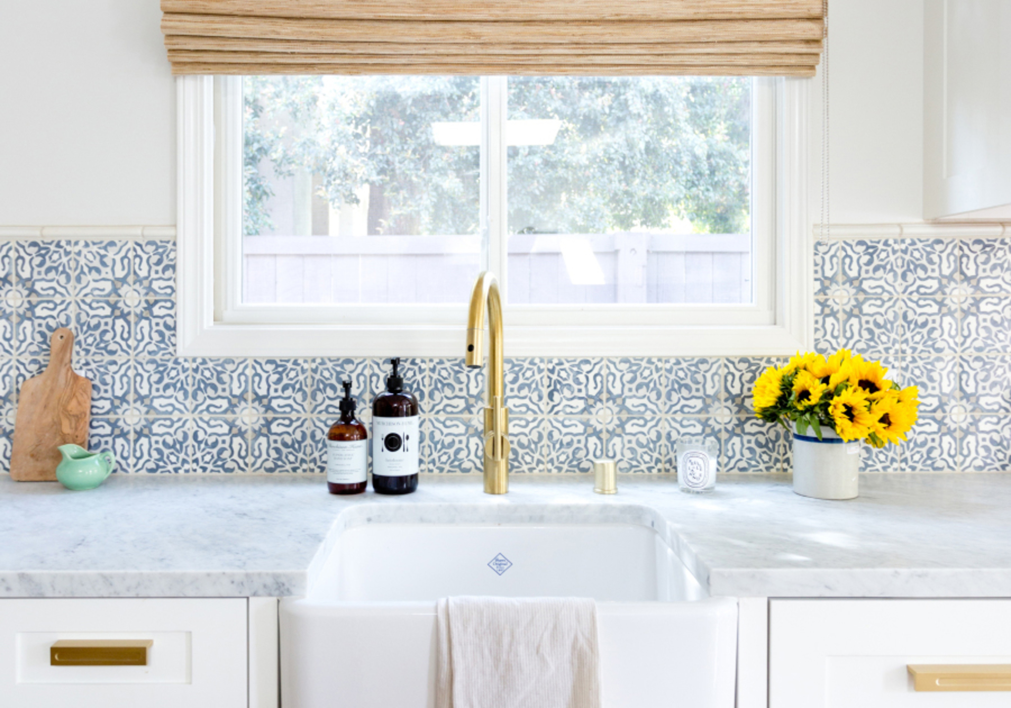 5 Design Tips for the Cement Tile Trend