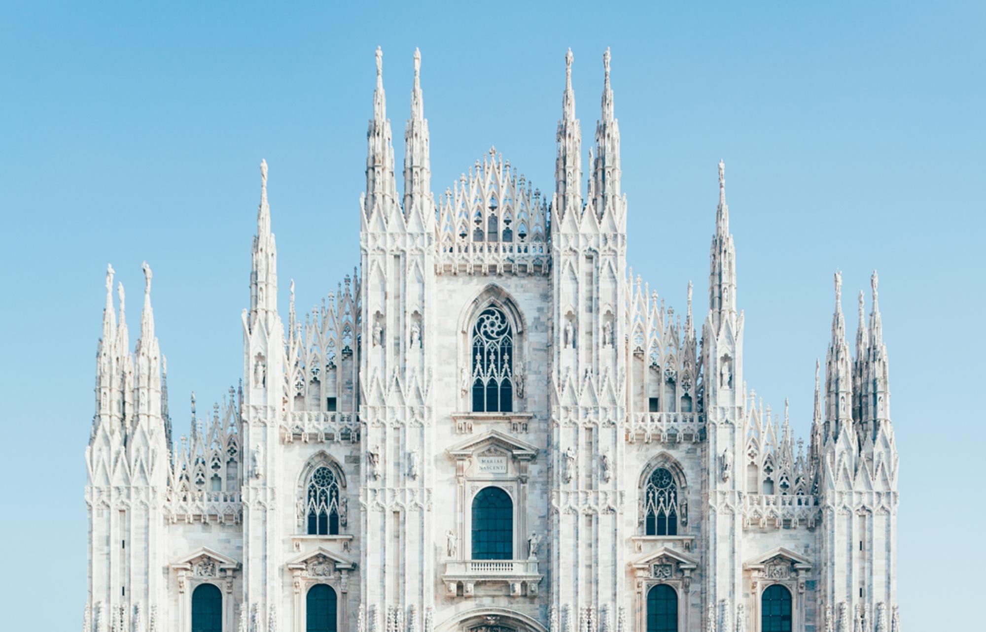 Milan Italy Gray Malin