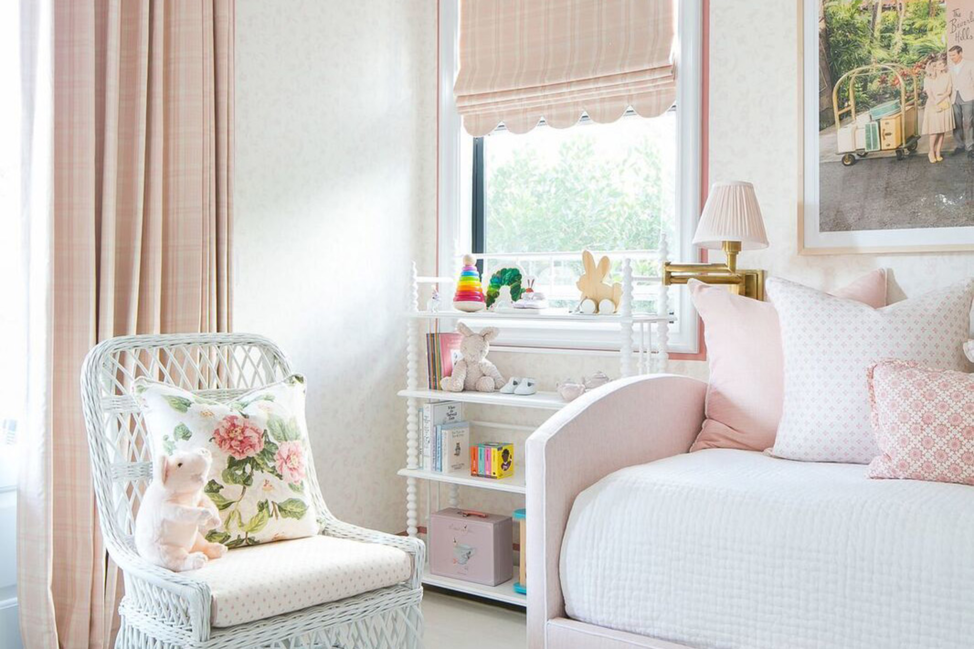 Baby Pink Nursery Vs Baby Blue Nursery Design Gray Malin