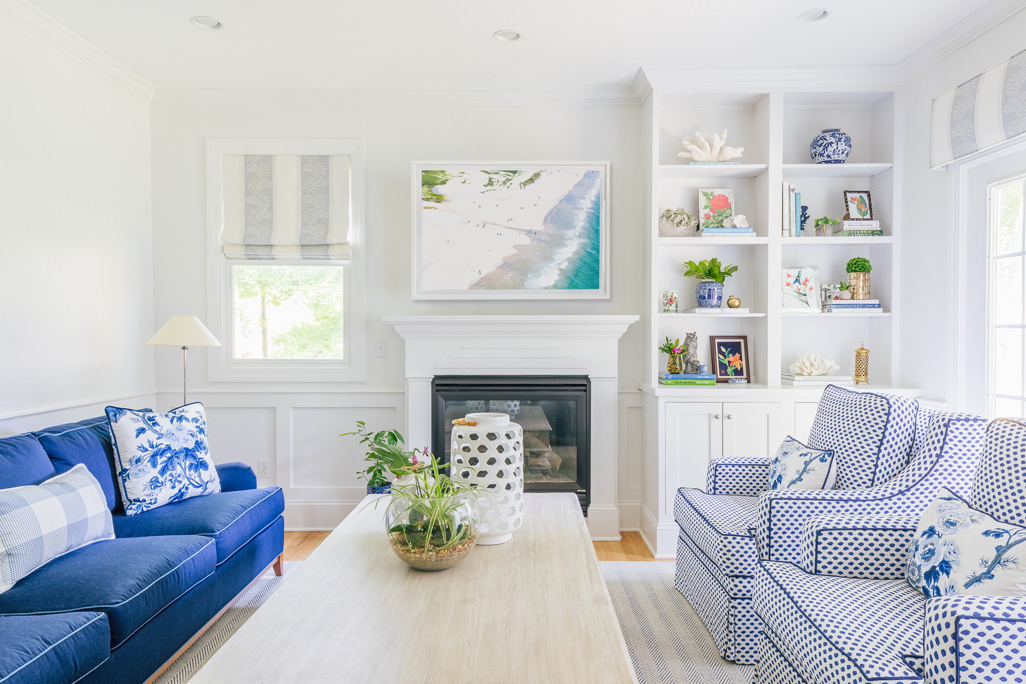How To Bring New England Charm to Your Interiors | Gray Malin