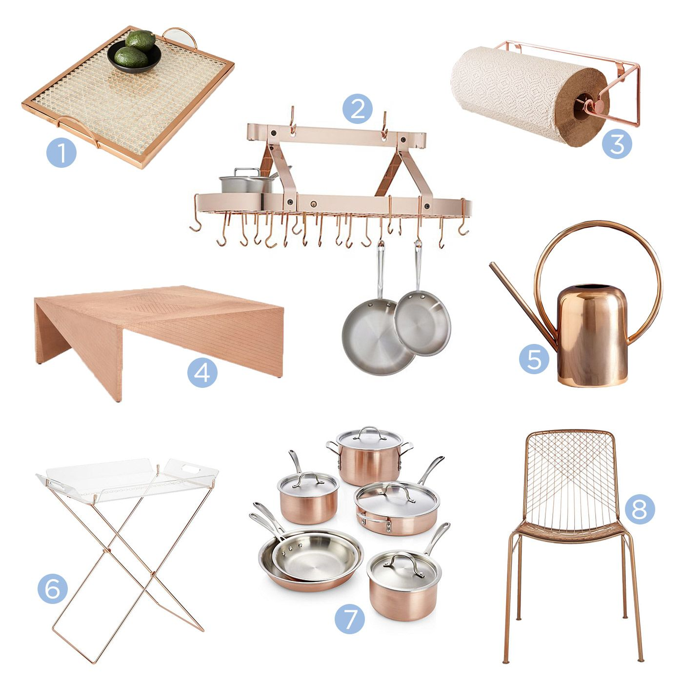 How to Decorate with Copper | Gray Malin