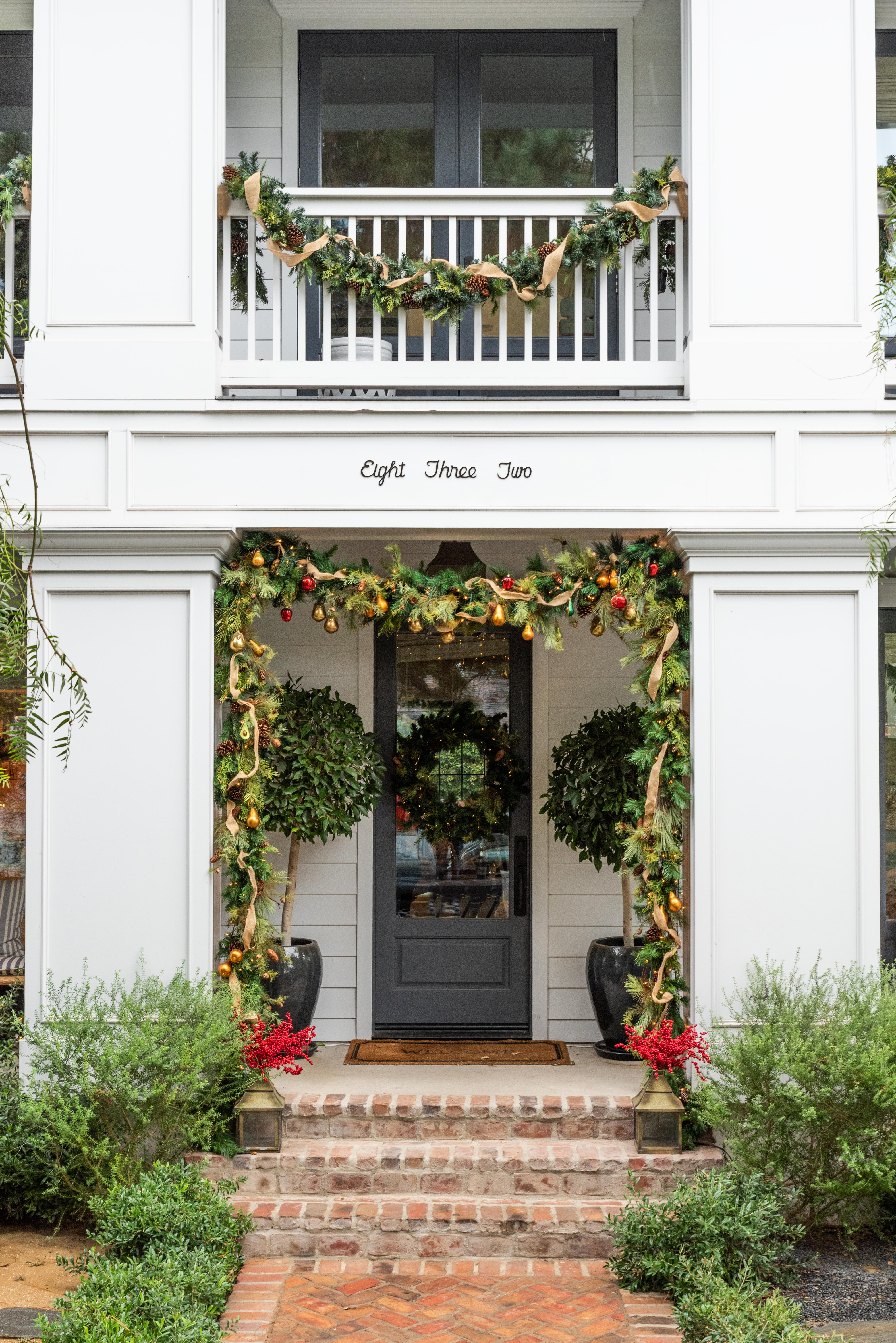 5 Unexpected Places To Add Holiday Decor To Your Home Gray Malin