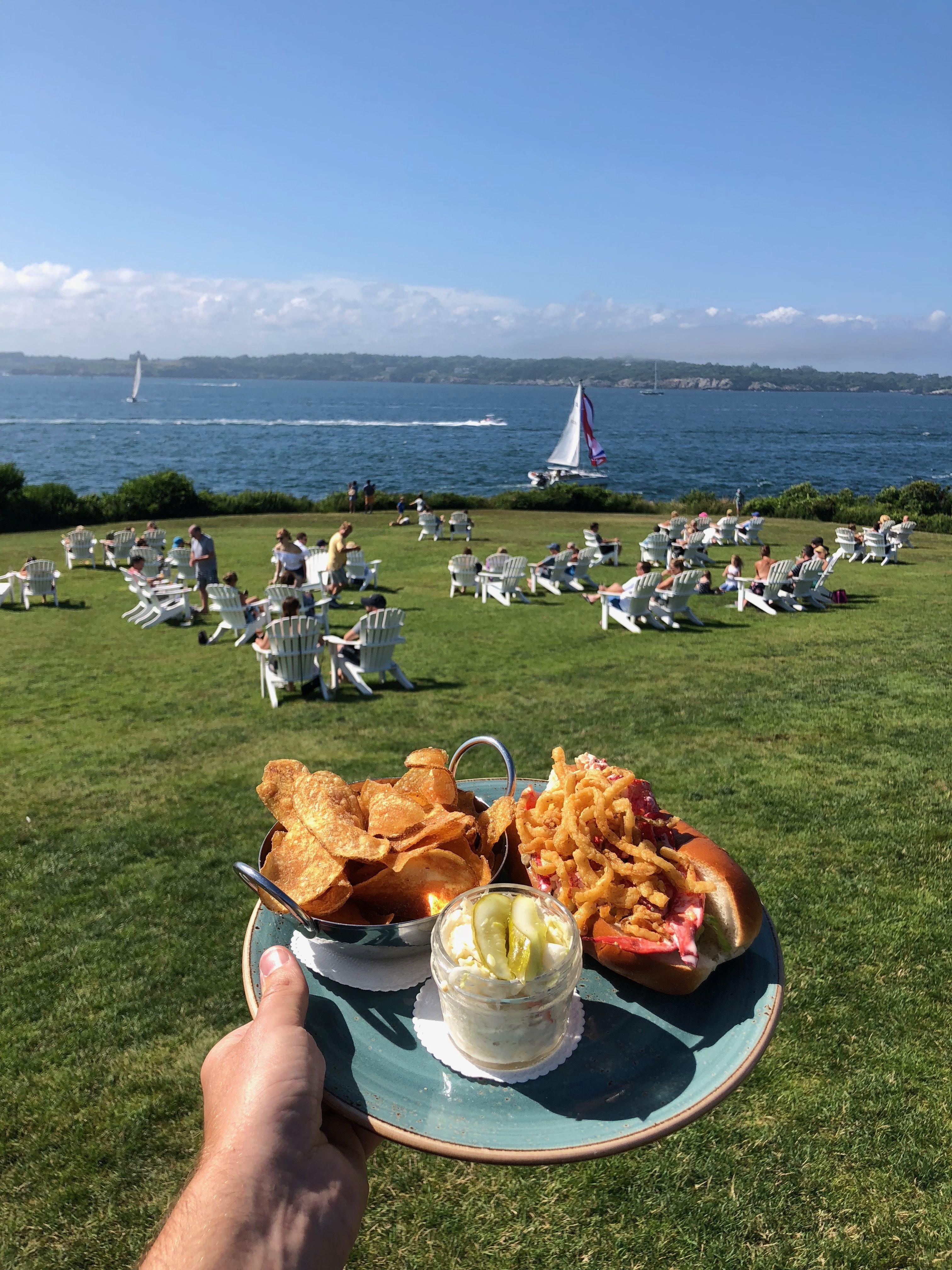 Rhode Island Travel Guide - Castle Hill Lawn