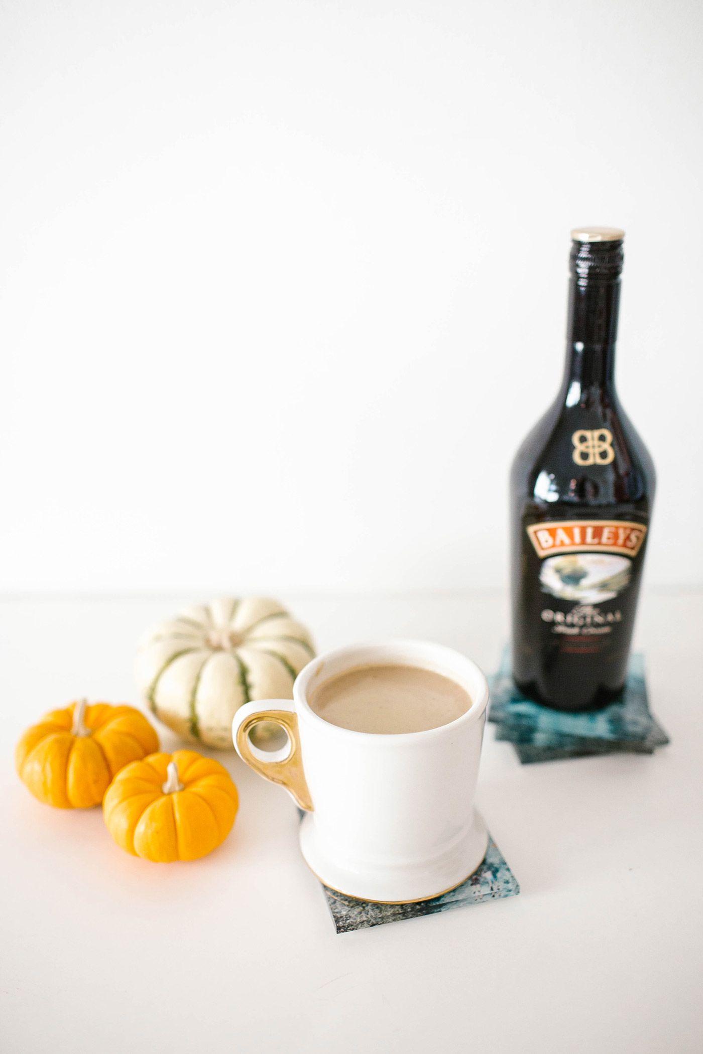 Spiked Pumpkin Hot Chocolate | GRAY MALIN