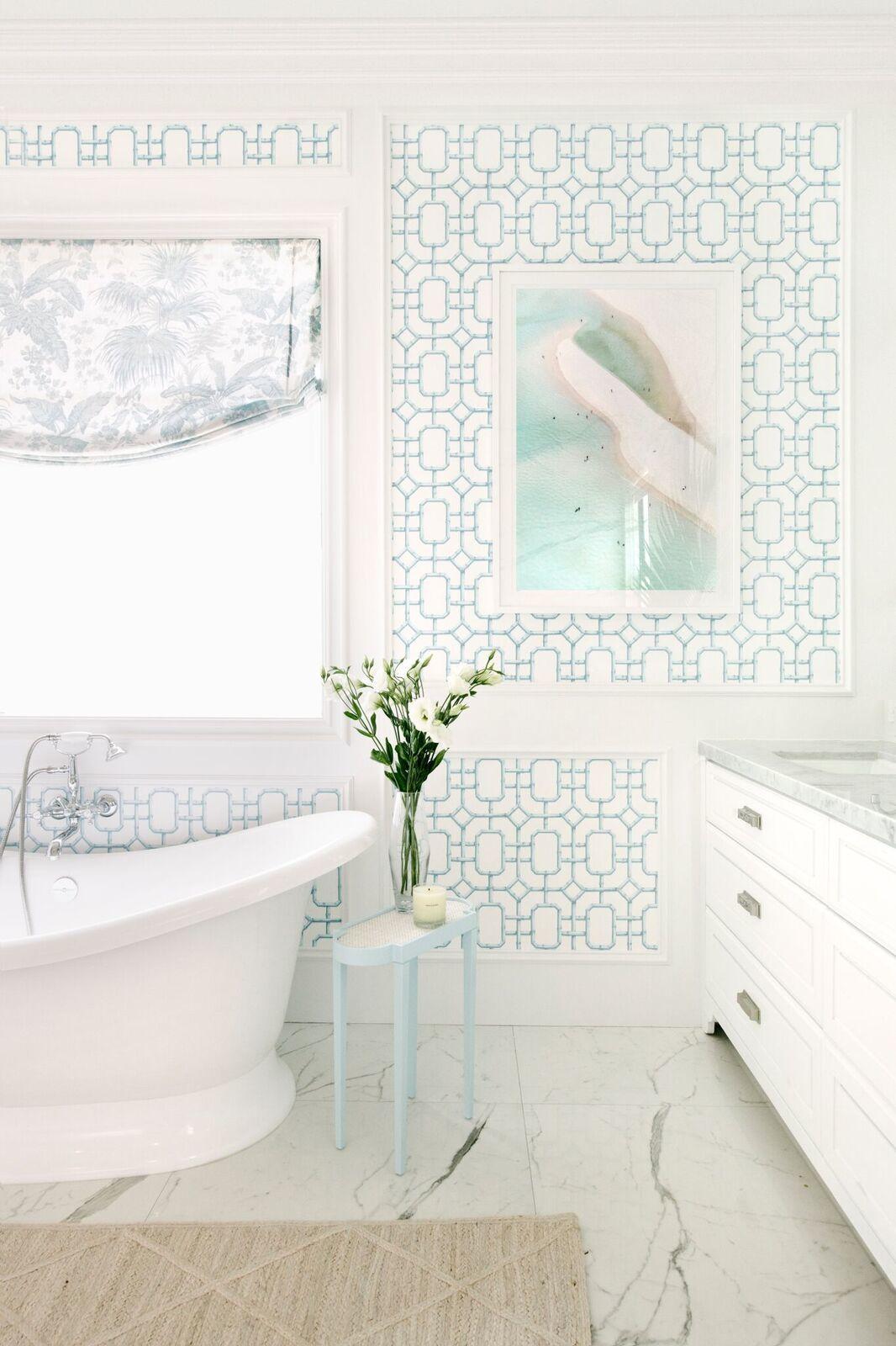 Master Bedroom & Bath Reveal with Homepolish | Gray Malin