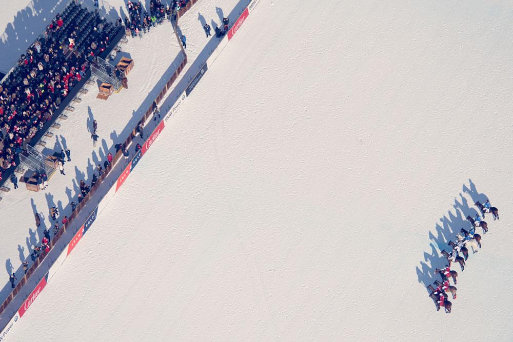 Snow Polo St Moritz