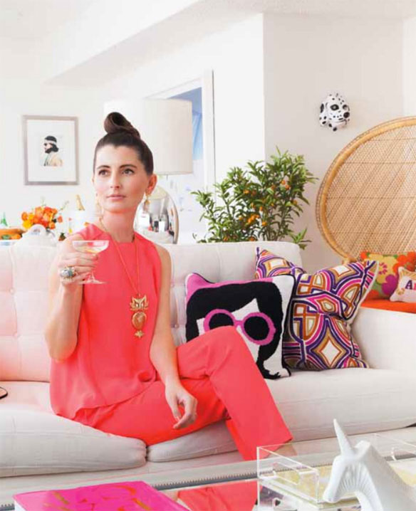 Kelly Golightly at Home