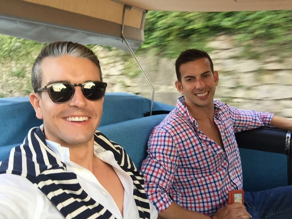 Gray's Travel Journal - Capri, Italy Behind the Scenes