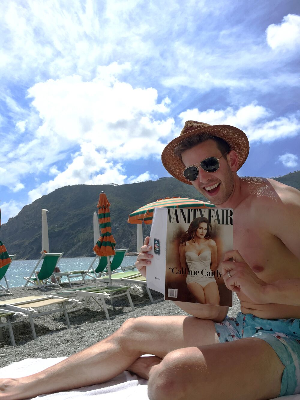 Gray Malin Italy Travel Jourmals