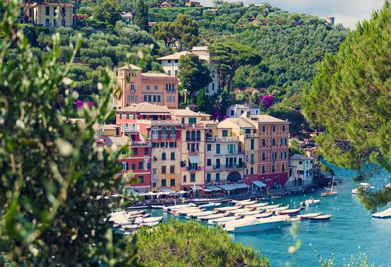 Gray Malin - Portofino - La Dolce Vita - Italy