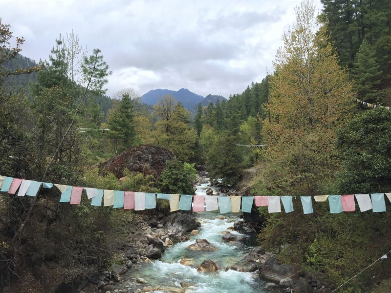 Gray Malin - Bhutan Behind the Scenes