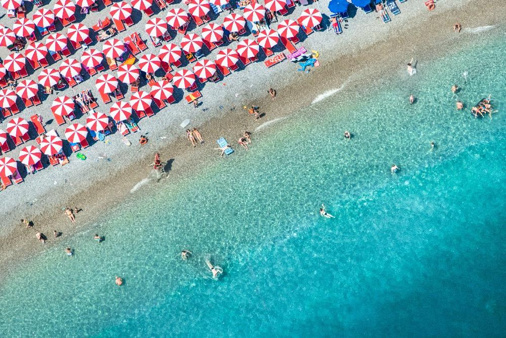 Gray Malin - Italy Aerial Photography